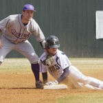 Lyon Baseball Remains Perfect in AMC Action With Sweep