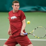Razorbacks Tennis  Drops Match at No. 25 Vanderbilt
