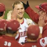 Razorbacks Baseball Opens Series With 20-2 win