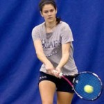 UAFS Tennis Splits Conference Matches