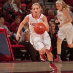 Razorbacks Women Wrap up Regular Basketball Season with SIUE