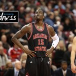 Peterson of Red Wolves Basketball Collects College Sports Madness SBC Honor