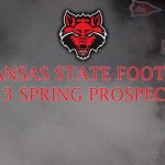 2013 Arkansas State Football Spring Prospectus