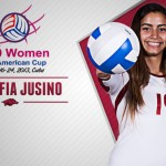 Jusino of Razorbacks Volleyball to Represent Puerto Rico at Pan Am Cup