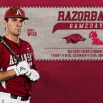 Razorbacks Open SEC play with Ole Miss