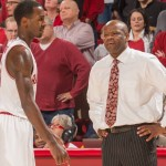 Razorbacks Coach Anderson Talks to Media About Texas A&M