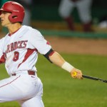 Big Bats Lift Razorbacks Baseball Over Gamecocks