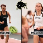Harding Bisons Bell, Zaborowska Race Friday and Saturday at Indoor Nationals
