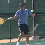 Warriors Tennis Swept by Panthers