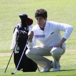 Angles Second, Bears Golf in Seventh After Two Rounds