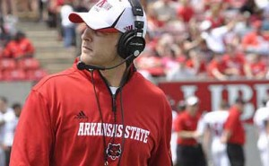 ASU Red Wolves Coach_Harsin