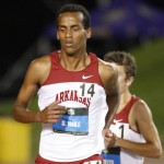 Razorbacks Track Maintains No. 2 Spot in Rankings