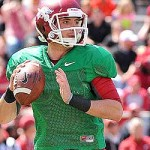 Chris Bahn: Reserving Judgement on Razorbacks QB Brandon Allen