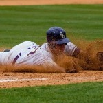 Baseball Overpowered by Crimson Storm Offense in Final Game of Series