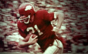 Arkansas Razorback Jim Lindsey