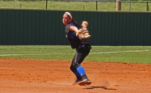 Brittany Merritt Williams Baptist College Softball