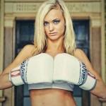 Update: Former Chiefs Cheerleader, Razorback, MMA Star Rachel Wray