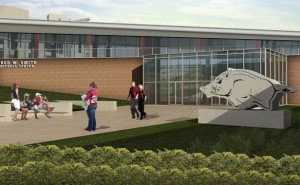 fred w. smith razorback football facility