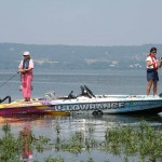 Big Bass Bonanza 2013 Leaders – Day 1