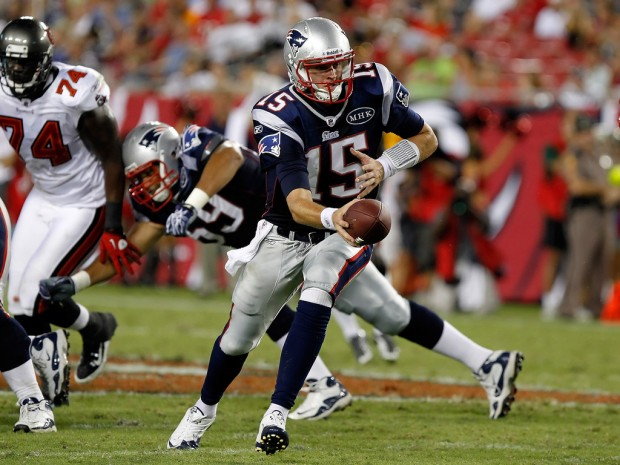 Does Tim Tebow to the Patriots mean that backup QB and former Razorback Ryan Mallett should be looking over his shoulder?