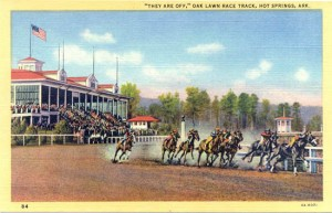 Oaklawn Park Arkansas Sports History