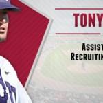 New Razorback Baseball Asst. Coach Tony Vitello