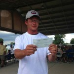 Day-One Leader Holds on to Win Big Bass Bonanza 2013