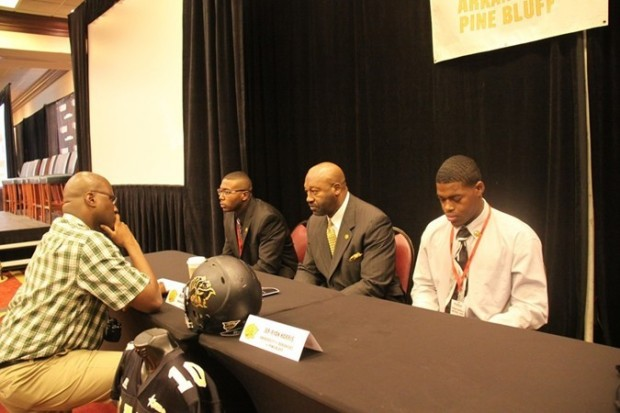 UAPB Golden Lions SWAC MEDIA DAY
