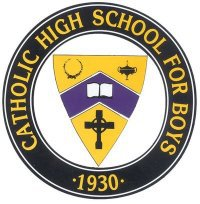 catholic high school logo