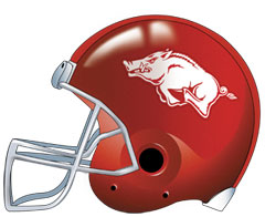 Arkansas Colleges Football Schedules