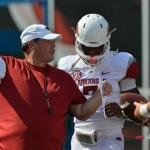 Arkansas Razorback Football Team Continues Game Prep