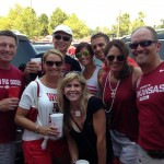The Sporting Life Arkansas Tailgate Party