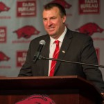 Bret Bielema Is Ready to See 'Exactly' What He Has