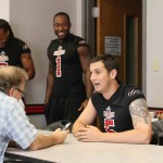 Red Wolves Quarterback Candidates Meet the Press