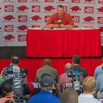 Jim Harris: First Razorback Football Media Day Under Bielema Full of Surprises