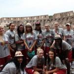 Ciao-ooo Pig Sooie – Razorbacks Women's Basketball Team, Italian Style