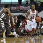 Red Wolves Basketball Team To Face In-State Competition This Season