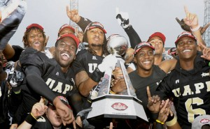 UAPB Golden Lions