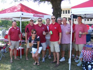 arkansas tailgating 11