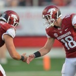 Two-Minute Drill: Arkansas 31-Samford 21