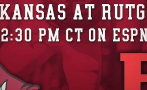Arkansas Rutgers Live Blog