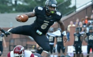 Harding Bison Rush Past Nazarene 63-21