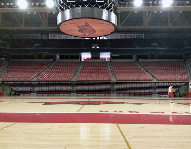 Jeff Long Likes Hogs' Basketball schedule copy
