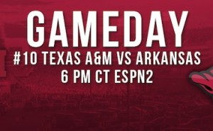 The Arkansas Texas A&M Live Blog