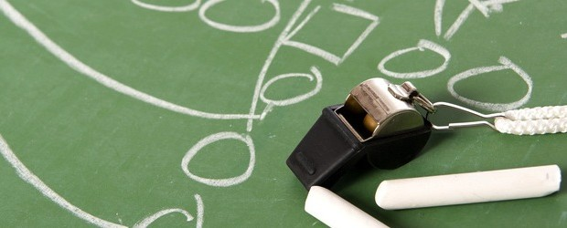 high school football chalk