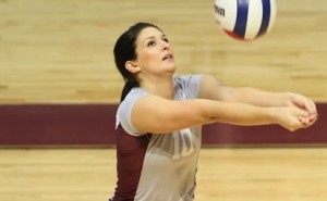 10 Straight Wins for UALR Volleyball