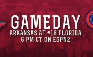 Arkansas at Florida Live Blog