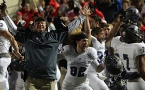 Clint Conque Challenged UCA Bears to Show Courage, Get Win