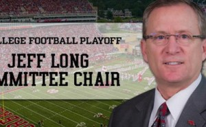 Jeff Long Named College Football Playoff Committee Chair