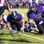 OBU Tigers Run Away with Win, 45-21 Over Northwestern Okla. St.